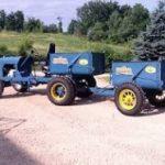 toro general tractor